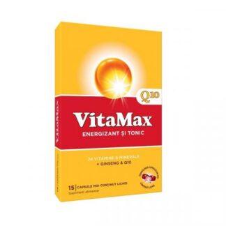 Vitamax Q10, 15 cps, Perrigo
