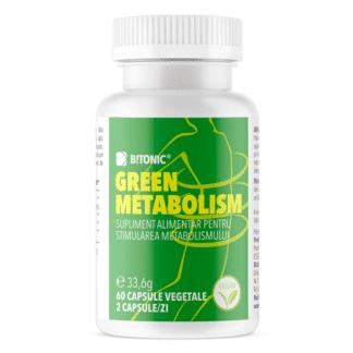 Green Metabolism Bitonic, 60 cps, Bitonic