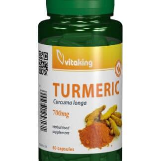 Turmeric (Curcuma) 700mg, 60 cps, Vitaking