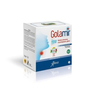 Golamir 2Act, 20 cpr, Aboca
