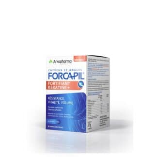 Forcapil Fortifiant Keratine, 60 cps, Arkopharma