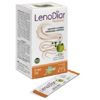LenoDiar pediatric combate diareea, 12 buc, Aboca