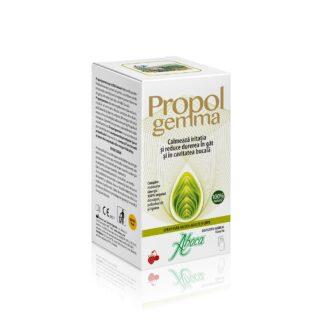 Propolgemma, spray de gat fara alcool pentru adulti si copii, 30 ml, Aboca