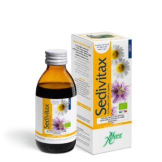 Sedivitax sirop, 220 g, Aboca