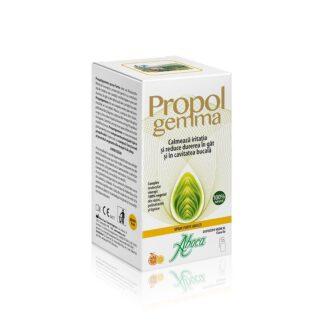 Propolgemma Forte, spray de gat cu alcool pentru adulți, 30 ml, Aboca