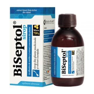 BiSeptol Sirop cu Albastru de Metilen, 200ml, Dacia Plant