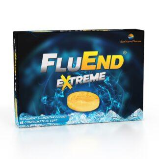 FluEnd Extreme, 16 cpr, Sun Wave Pharma
